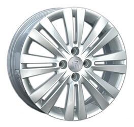 Автомобильный диск литой Replay KI81 6x15 4/100 ET 48 DIA 54,1 Sil