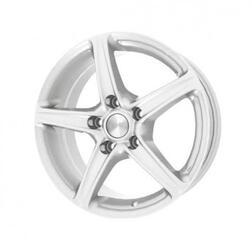 Автомобильный диск литой Скад Слалом 6,5x16 5/108 ET 28 DIA 66,6 белый