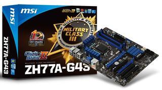 Материнская плата MSI ZH77A-G43