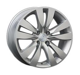 Автомобильный диск литой Replay PG20 6,5x17 4/108 ET 26 DIA 65,1 Sil