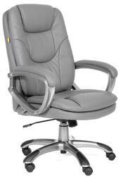 Кресло руководителя CHAIRMAN CH668 серый