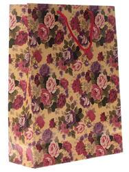 Пакет подарочный Многоцветие