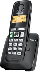 Телефон беспроводной (DECT) Siemens Gigaset A220 AM DUO