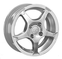 Автомобильный диск Литой LS ZT385 5,5x14 4/98 ET 35 DIA 58,6 Sil