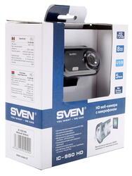 Веб-камера Sven IC-950 HD