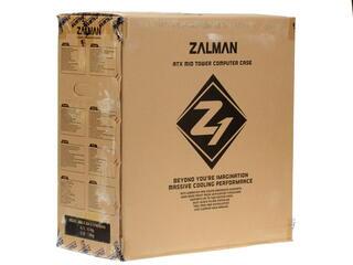 Корпус Zalman Z1 черный