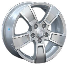 Автомобильный диск литой Replay MI81 6,5x16 5/114,3 ET 46 DIA 67,1 Sil