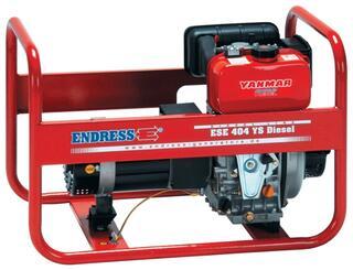 Дизельный электрогенератор Endress ESE 404 YS