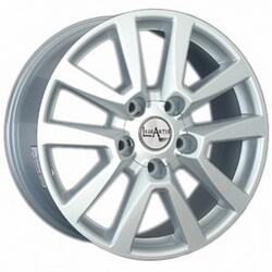 Автомобильный диск Литой LegeArtis TY106 8x18 5/150 ET 60 DIA 110,1 Sil