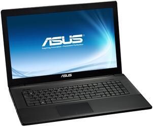 """17.3"""" Ноутбук ASUS X75VC"""