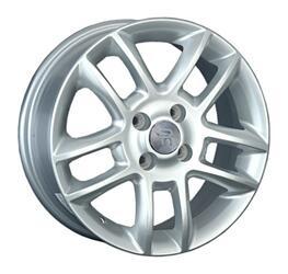 Автомобильный диск литой Replay LF15 6x15 4/100 ET 45 DIA 54,1 Sil