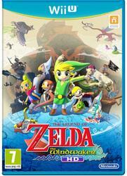 Игра для Wii U The Legend of Zelda: The Wind Waker HD