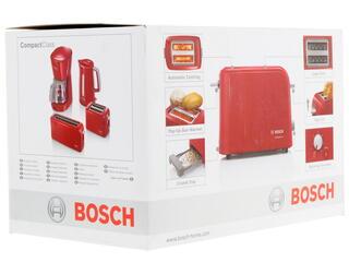 Тостер Bosch TAT 3A014 красный