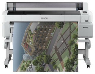 Плоттер Epson SureColor SC-T5000 POS
