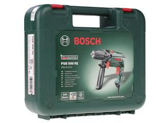 Дрель Bosch PSB 500 RE