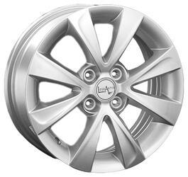 Автомобильный диск Литой LegeArtis HND68 6x15 4/100 ET 48 DIA 54,1 Sil