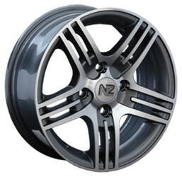 Автомобильный диск Литой NZ SH606 6x14 4/114,3 ET 42 DIA 73,1 GMF