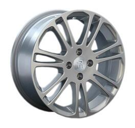 Автомобильный диск литой Replay OPL8 6x14 4/100 ET 39 DIA 56,6 Sil