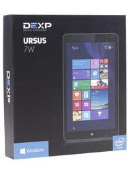 """7"""" Планшет DEXP Ursus 7W 16 Гб  черный"""
