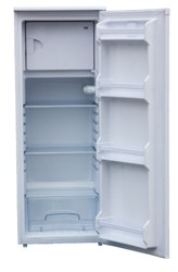 Холодильник с морозильником Shivaki SHRF-220CH белый