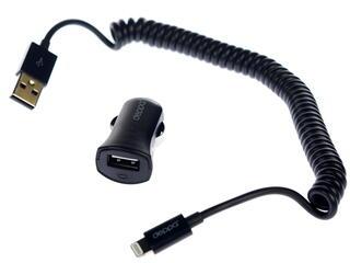 Автомобильное зарядное устройство Deppa 11251