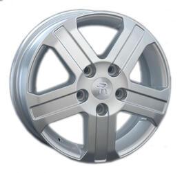 Автомобильный диск литой Replay FT18 6x15 5/118 ET 68 DIA 71,1 Sil
