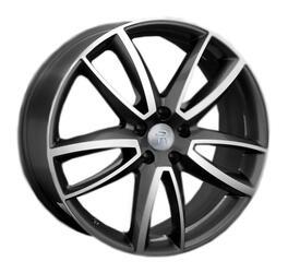 Автомобильный диск литой Replay A57 8,5x18 5/130 ET 58 DIA 71,6 BKF