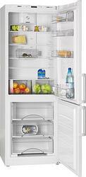 Холодильник с морозильником ATLANT ХМ 4524-180 N серебристый