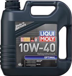 Моторное масло LIQUI MOLY Optimal 10W40 3930