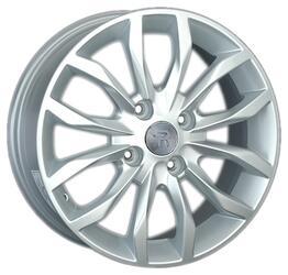 Автомобильный диск литой Replay GN60 6,5x16 4/114,3 ET 49 DIA 56,6 Sil