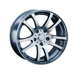 Автомобильный диск Литой LS 283 6,5x15 4/100 ET 40 DIA 73,1 GMF