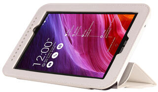 Чехол-книжка для планшета ASUS Fonepad 7 FE170CG, ASUS MeMO Pad 7 ME170C белый