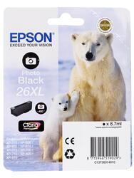 Картридж струйный Epson T2631 (XL)
