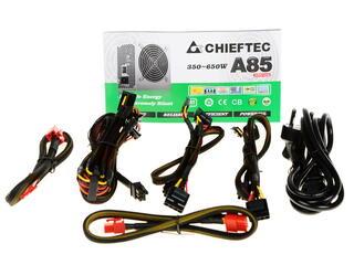 Блок питания Chieftec A-80 Series 550W [CTG-550C]