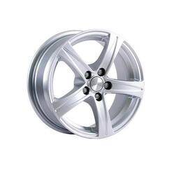 Автомобильный диск литой Скад Sakura 6,5x15 5/127 ET 35 DIA 67,1 белый