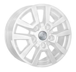 Автомобильный диск литой Replay LX40 8x18 5/150 ET 60 DIA 110,1 White