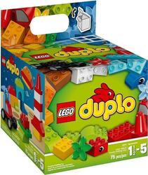 Конструктор LEGO DUPLO Строительные кубики 10575