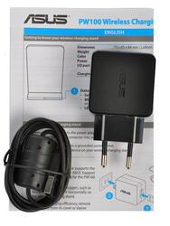 Сетевое, беспроводное зарядное устройство Asus PW100