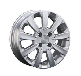 Автомобильный диск Литой Replay FT4 5,5x14 4/98 ET 37 DIA 58,1 Sil