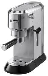 Кофеварка Delonghi EC 680.M серебристый