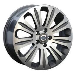 Автомобильный диск Литой LegeArtis V17 7,5x17 5/108 ET 55 DIA 63,3 GMF