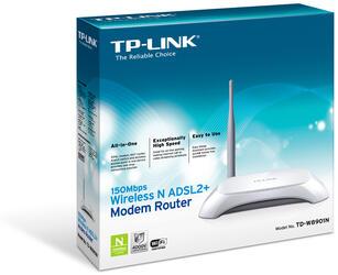 Маршрутизатор ADSL2+ TP-LINK TD-W8901N