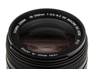 Объектив Sigma AF 18-250mm F3.5-6.3 DC Macro OS HSM