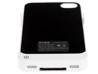 Чехол-батарея Exeq Helping-iC02 WH белый