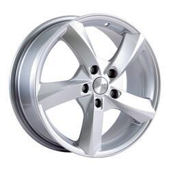 Автомобильный диск литой Скад Ультра 7x17 5/105 ET 43 DIA 72,6 Селена