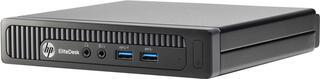 ПК HP EliteDesk 800 mini PC i3 4130T/4Gb/500Gb/DVDRW/Free DOS/клавиатура/мышь