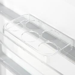Холодильник с морозильником SHIVAKI SHRF-230DW белый