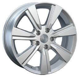Автомобильный диск литой Replay TY89 6,5x16 5/105 ET 42 DIA 56,6 Sil