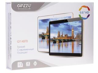 """9.6"""" Планшет Ginzzu GT-X870 8 Гб 3G белый"""