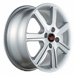 Автомобильный диск Литой LegeArtis HND76 6x15 4/100 ET 48 DIA 54,1 Sil